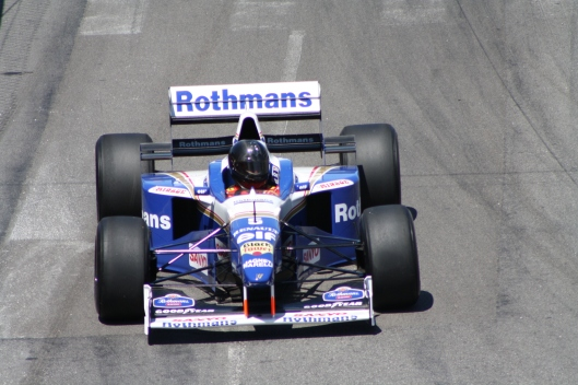 Williams FW18 (Damon Hill)